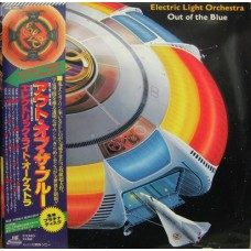 Electric Light Orchestra ‎– Out Of The Blue  (CBS/Sony ‎– 40AP 1094-5(JT))  ( 2xLP )