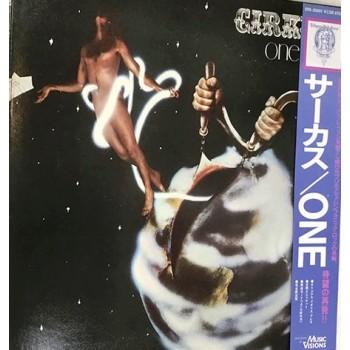 Cirkus – One OBI (5 Hours Back – TOCK 001, MUSIC VISION ERS-25001) UK( Japan )  ( LP )