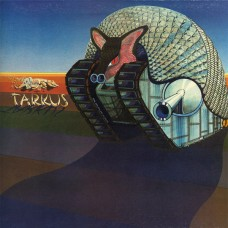 Emerson, Lake & Palmer ‎– Tarkus (Atlantic ‎– P-8133A) 1St Press ( LP )