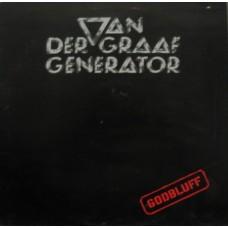 Van Der Graaf Generator – Godbluff (Charisma – CAS 1109) UK 1St Press ( LP )