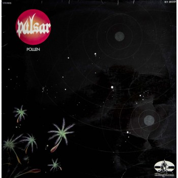 Pulsar – Pollen (London Records ‎– GXF-2046)  ( LP )
