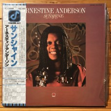 Ernestine Anderson – Sunshine OBI (Concord Jazz – ICJ-70198) (LP)