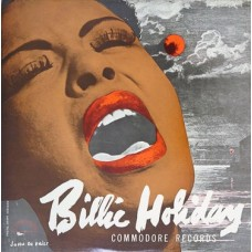 Billie Holiday ‎– The Greatest Interpretations Of Billie Holiday (Commodore ‎– GXC-3143) ( LP )