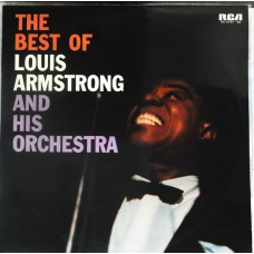 Louis Armstrong ‎– The Best Of Louis Armstrong And His Orchestra (RCA ‎– RA-5197~98) MONO ( 2xLP )