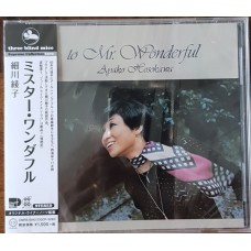 Ayako Hosokawa + Tsuyoshi Yamamoto & Shoji Yokouchi – Mr.Wonderful OBI (CMRS-0042, Three Blind Mice – TBM-3008) CD NEW(Sealed) ( CD )