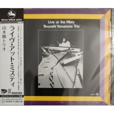 Tsuyoshi Yamamoto Trio – Live At Misty OBI (CMRS-0065, Three Blind Mice – TBM-37) NEW(Sealed) ( CD )