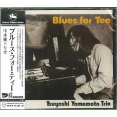 Tsuyoshi Yamamoto Trio – Blues For Tee OBI (CMRS-0066, Three Blind Mice – TBM-41)  NEW(Sealed) ( CD )
