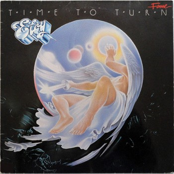 Eloy – Time To Turn (Harvest – 1C 038 1575461) Germany ( LP )