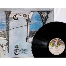 Genesis ‎– Trespass (Charisma ‎– RJ-6020) 2nd Press 1974 ( LP )