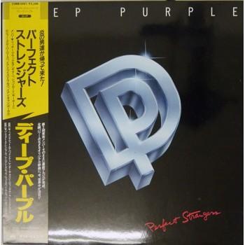 Deep Purple – Perfect Strangers (Polydor – 25MM 0401)  ( LP )