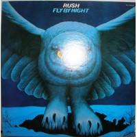 Rush ‎– Fly By Night (Mercury ‎– RJ-7012) 1St Press  ( LP )