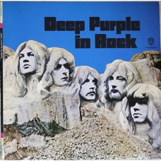 Deep Purple– In Rock (Warner Bros. Records P-10108W)  ( LP )
