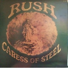 Rush ‎– Caress Of Steel (Mercury ‎– BT-5203, Mercury ‎– SRM-1-1046) 1978  ( LP )