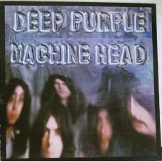 Deep Purple – Machine Head (Warner Bros. Records – P-8224W ) 1 St Press  ( LP )