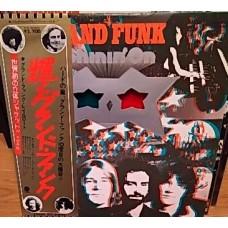 Grand Funk – Shinin' On OBI (Capitol Records – ECP-80995)  + BOOKLET 1St PRESS  ( LP )