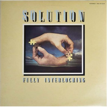 Solution ‎– Fully Interlocking (The Rocket Record Company ‎– IVS-81034) ( LP )