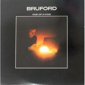 Bruford ‎– One Of A Kind (Polydor ‎– MPF 1233)  ( LP )