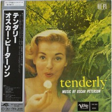 Oscar Peterson ‎– Tenderly OBI (Verve Records ‎– MV 2662)) ( LP )