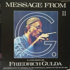 Friedrich Gulda ‎– Message From G. II (MPS Records ‎– ULS-3183*4-P) (2xLP)