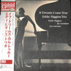 Eddie Higgins Trio – If Dreams Come True OBI (Venus Records – VHJD-185) Ltd 180g NEW ( LP )