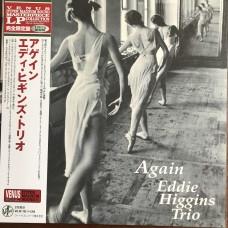 Eddie Higgins Trio - Again OBI ((Venus Records – VHJD-192) Ltd 180g NEW ( LP )