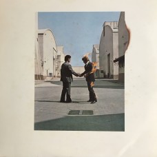 Pink Floyd – Wish You Were Here (CBS/Sony – SOPO-100)  1St Press  +POSTER + ( LP )