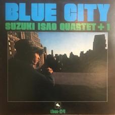 Isao Suzuki Quartet - Blue City ( LP )