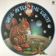 Anthony Phillips ‎– Wise After The Event (Vertigo ‎– RJ-7392) PROMO  (LP)