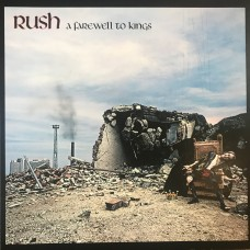 Rush - A Farewell To Kings  ( LP )