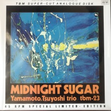 Tsuyoshi Yamamoto Trio ‎– Midnight Sugar (Three Blind Mice ‎– TBM-23-45, Impex Records ‎– TBM-23-45) US  LTD MINT (NEW)  (2xLP )