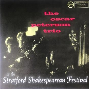 Oscar Peterson Trio – At The Stratford Shakespearean Festival (Verve Records – MV 4011) MONO ( LP )