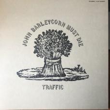 Traffic – John Barleycorn Must Die (Island Records – ILS-80280)  ( LP )
