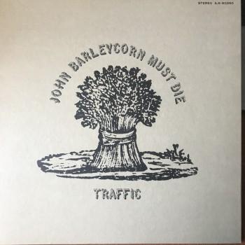 Traffic - John Barleycorn Must Die ( LP )