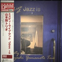 Tsuyoshi Yamamoto Trio Live At Jazz Is (2nd Set) OBI (Venus Records ‎– VHJD-167) Ltd 180g (LP)