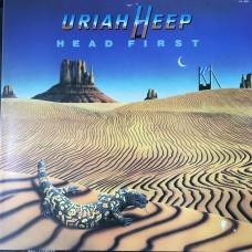 Uriah Heep – Head First (Bronze Records – VIL-6051) 1St Press ( LP )