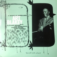 Art Blakey Quintet ‎– A Night At Birdland, Volume 2 (Blue Note ‎– BN 1522, Blue Note ‎– BLP 1522) (LP)