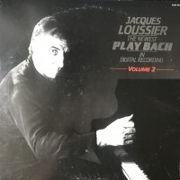 Jacques Loussier - The Newest Play Bach Vol.1&2  ( 2xLP )