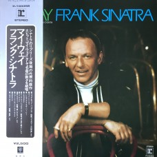 Frank Sinatra ‎– My Way OBI (Reprise Records ‎– P-10335R)  ( LP )