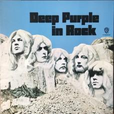 Deep Purple– In Rock (Warner Bros. Records P-8020W)  ( LP )