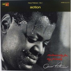 Oscar Peterson - Action ( LP )