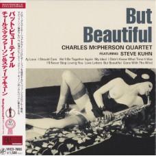 Charles McPherson Quartet – But Beautiful OBI (Venus Records – VHCD-78065) NEW ( CD )