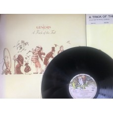 Genesis ‎– A Trick Of The Tail (Charisma ‎– RJ-7305)  ( LP )